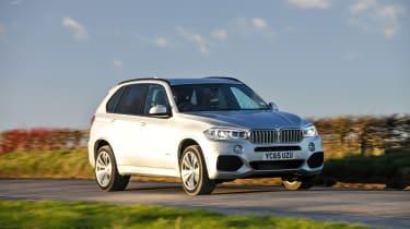BMW X5 40e - front