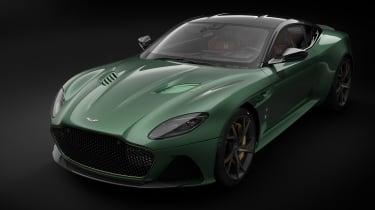 Aston Martin DBS 59 special edition - front quarter