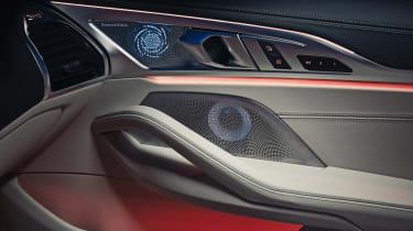 BMW 8-series Convertible - door