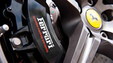Ferrari 458 Italia alloy wheel