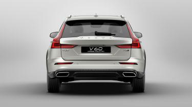 Volvo V60 Cross Country - rear