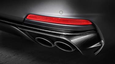 Maserati Levante Trofeo - pipes