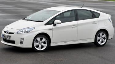 Toyota Prius T Spirit 1.8 auto review