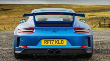 Porsche 911 GT3 991 – rear