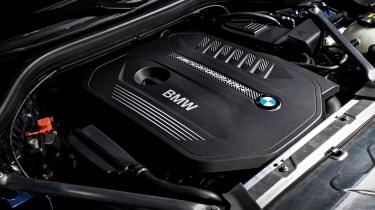 BMW X3 M40i - Engine