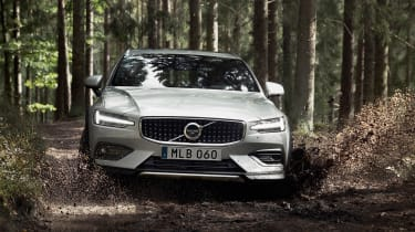 Volvo V60 Cross Country - nose