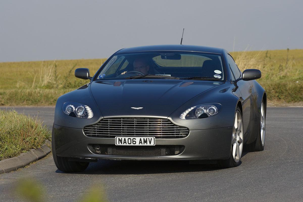Aston Martin Paramount 500 Evo