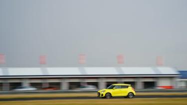 evo Trackday Bedford 27AUG - Suzuki Swift Sport