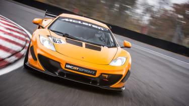 McLaren 12C GT Sprint front