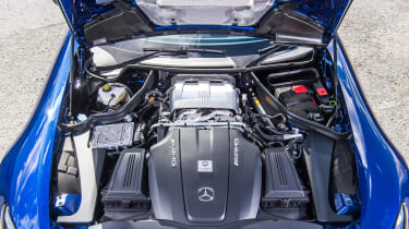 Mercedes-AMG GT Roadster - 2021 engine