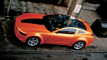 Giugiaro Mustang (2006)