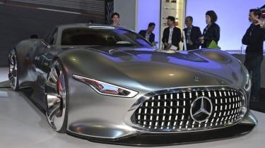 Mercedes AMG Vision front