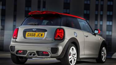 Mini JCW 2019 - rear