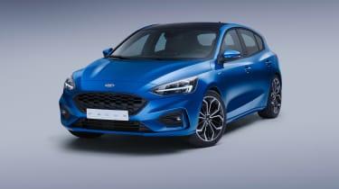 Ford Focus ST-Line - header