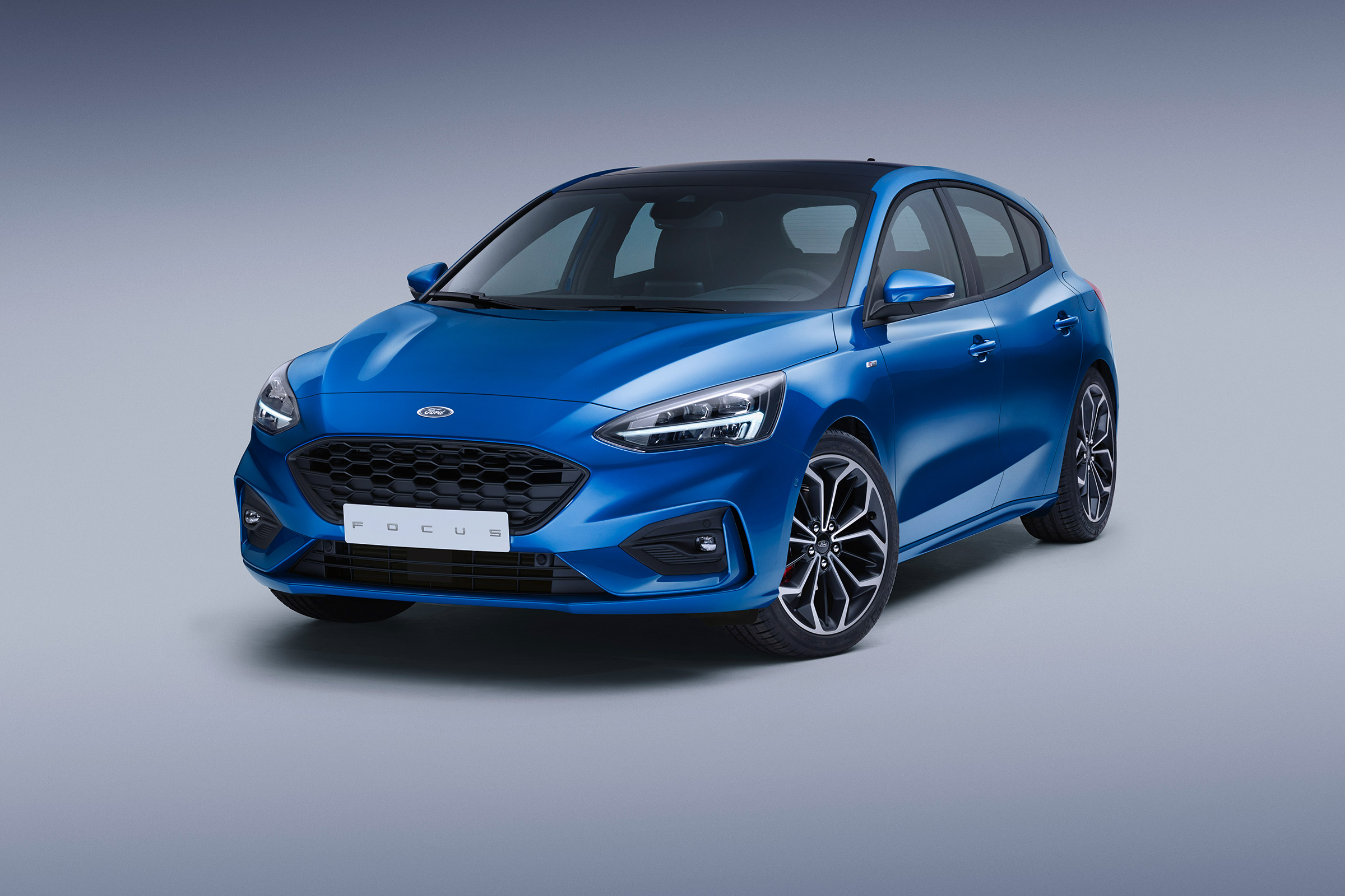 New 2018 Ford Focus Revealed All New Rival For The Vw Golf Evo