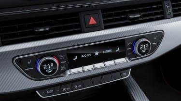 Audi A5 coupe silver - studio air con