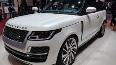 Range Rover SV Coupe - front quarter