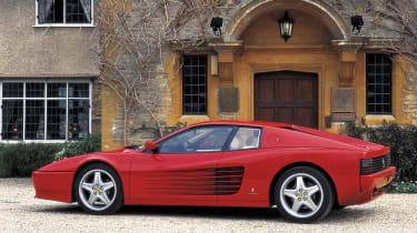 Ferrari 512TR Rosso Corsa