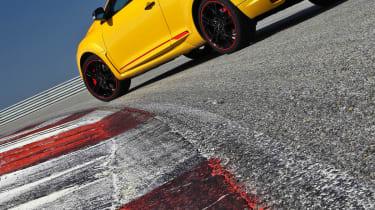 Renaultsport Megane 265 Cup rear view