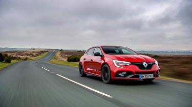 2021 Renault Megane RS300 DCT - tracking