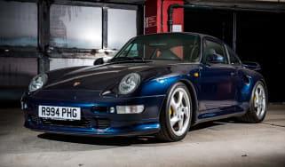 Porsche 911 993 Turbo S