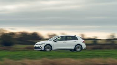 Volkswagen Golf GTD 2021 review - pan 2
