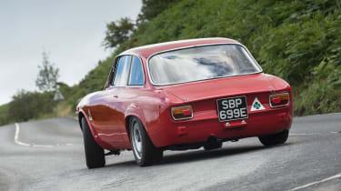 Alfaholics GTA-R 270 – rear quarter