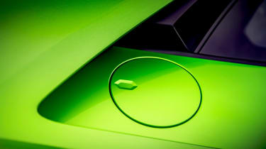 Lamborghini Huracán Evo RWD – detail