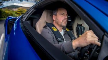 Ferrari F8 Tributo – seater