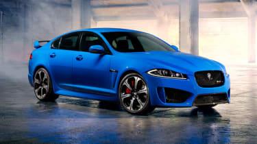 Jaguar XFR-S front static view