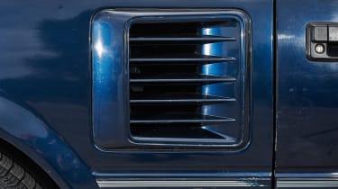 Toyota MR2 Mk1 – side vent