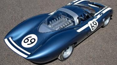 Ecurie Ecosse LM69 - rear