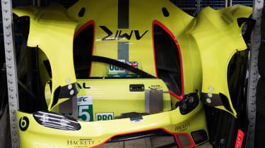 2018 Aston Martin Vantage GTE – body panels