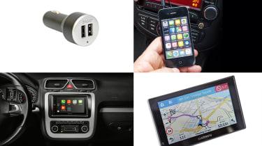 Car tech header