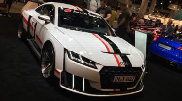 SEMA 2017 - Audi TT Clubsport concept