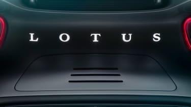 Lotus Type 130 teaser vid
