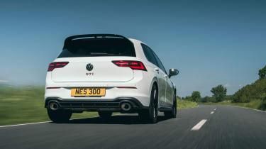 Volkswagen Golf GTI Clubsport 45 – rear tracking