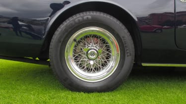 City Concours - Ferrari Wheel