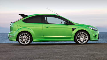 Ford Focus RS Mk2 – side