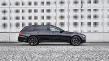 2021 Mercedes-AMG E53 4Matic+ Estate - profile