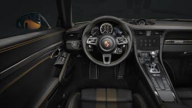 Porsche 911 Turbo S Exclusive Series - Interior