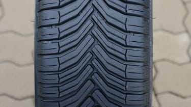 Michelin CrossClimate + tyre review