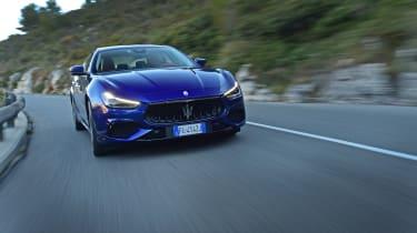 Maserati Ghibli S – front