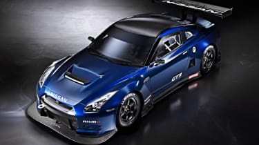 NISMO Nissan GT-R GT3 racing car revealed