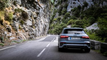 2022 Audi RS3 Sportback –col