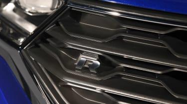 Volkswagen T-Roc R - badge