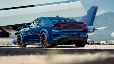 Dodge Charger SRT Hellcat Widebody rear