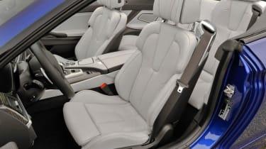 2012 BMW M6 Convertible four seats