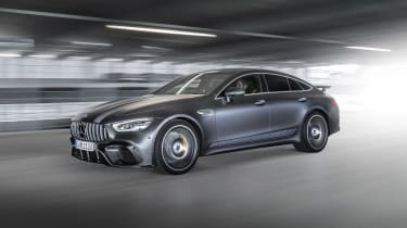 Mercedes-AMG GT63 S Edition 1 - front quarter