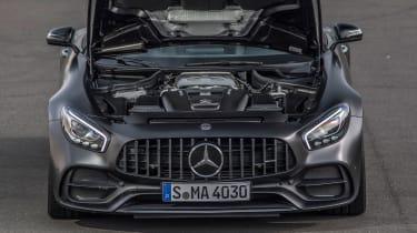 Mercedes-AMG GT C Coupé - Engine